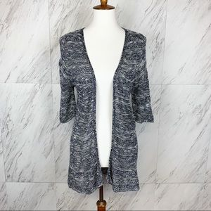 Christopher & Banks Knitted Sweater Cardigan
